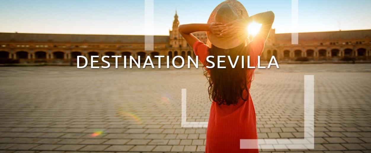 Destination Sevilla