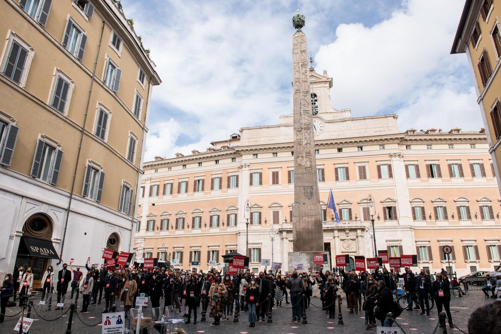 ITALIALIVE CONTRO ULTIMO DPCM