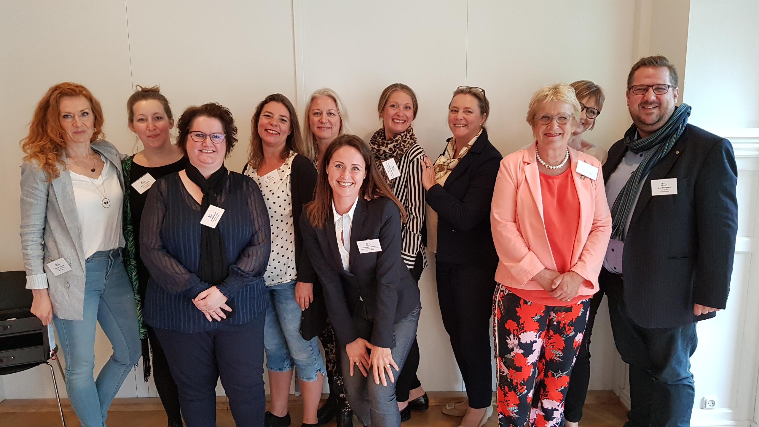 MPI Scandinavia bestyrelse 2019-20