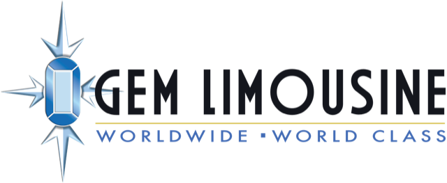 GEM LIMO LOGO BLACK