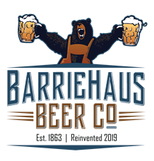 BarrieHaus Beer logo