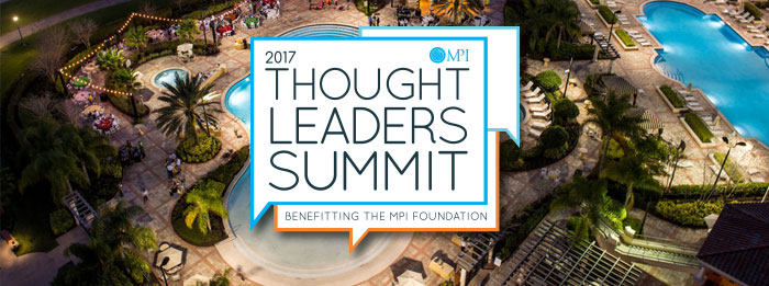 2017 Thought Leaders Summit